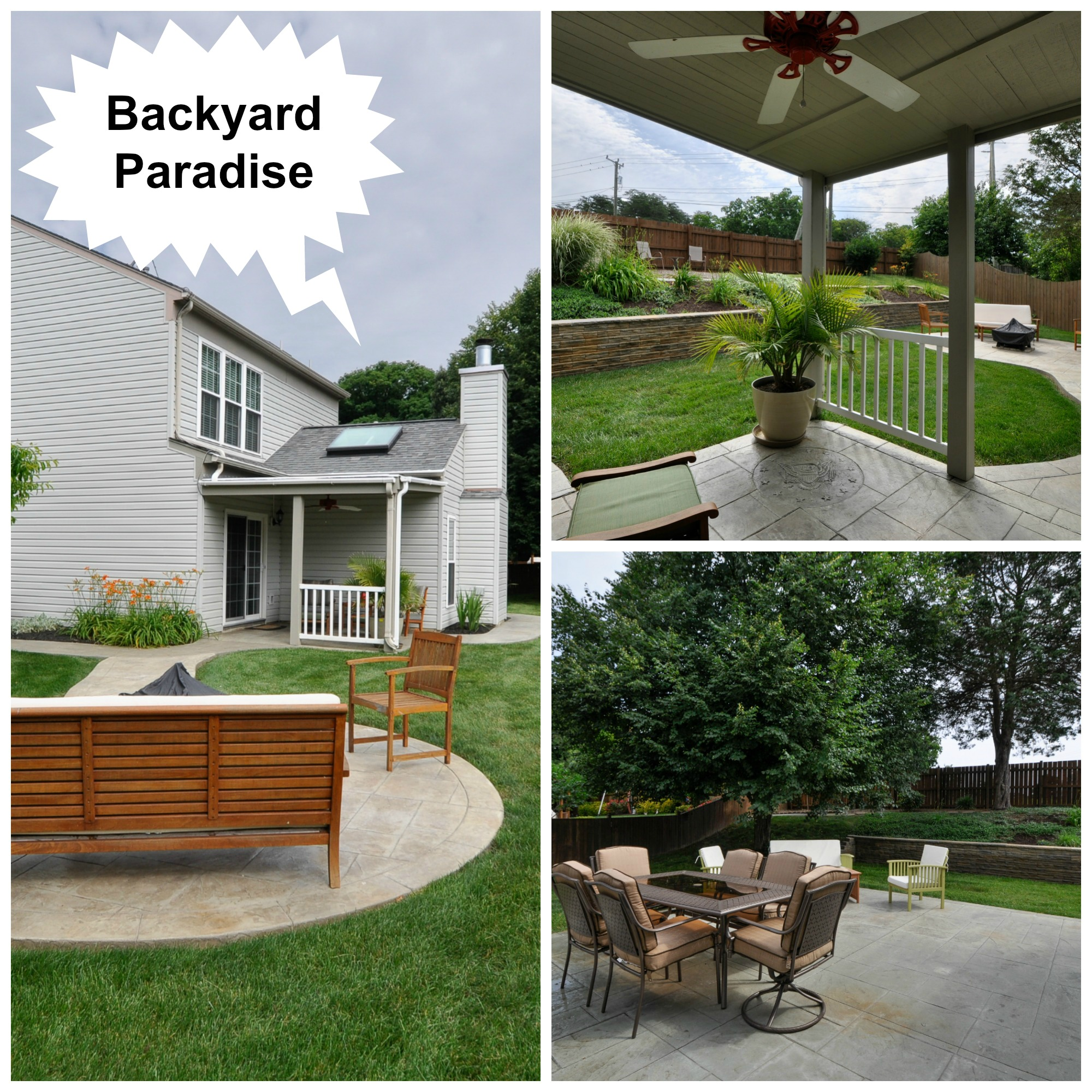 Backyard Paradise: Homes Currently Listed By Claudia S. Nelson